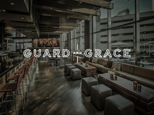 Guard & Grace - Website Design