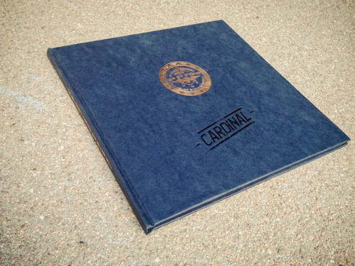 The GRO Project - Denim Book Front