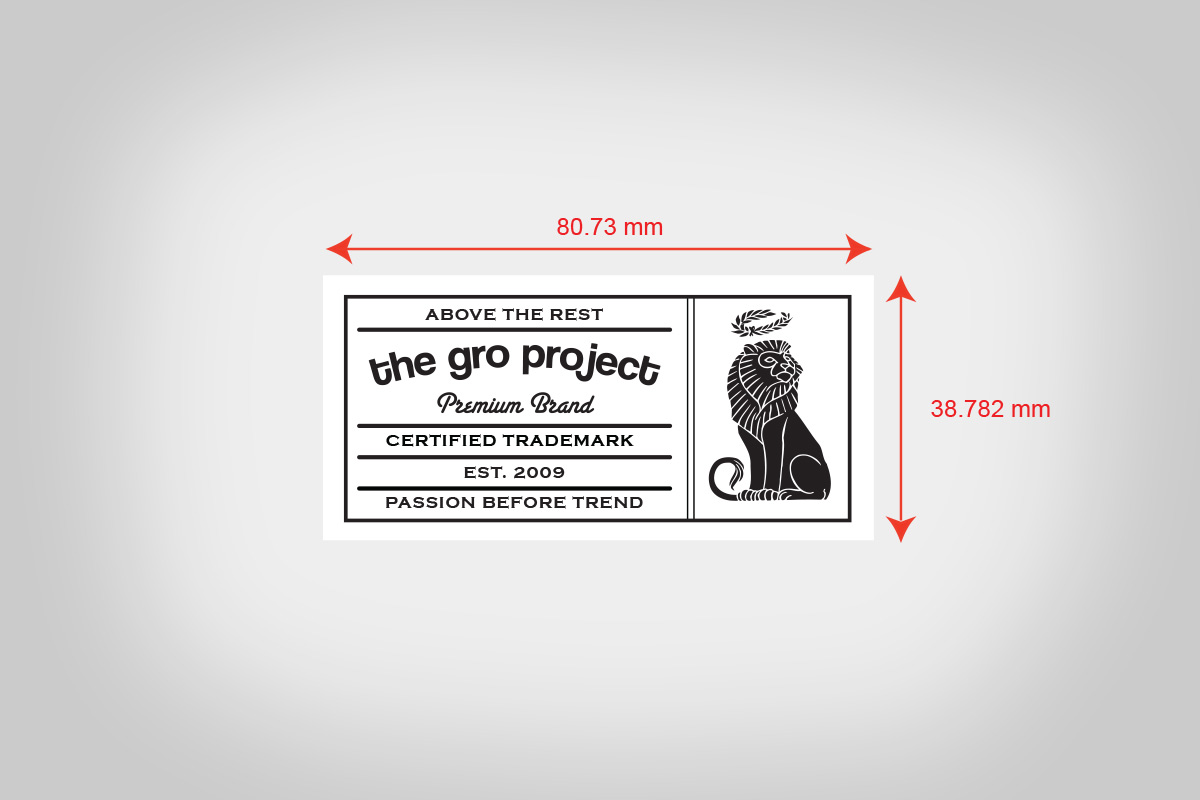 The GRO Project - Custom Tag Design Specs