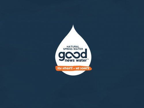 Good news Water Logo